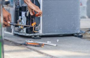HVAC Maintenance for AC